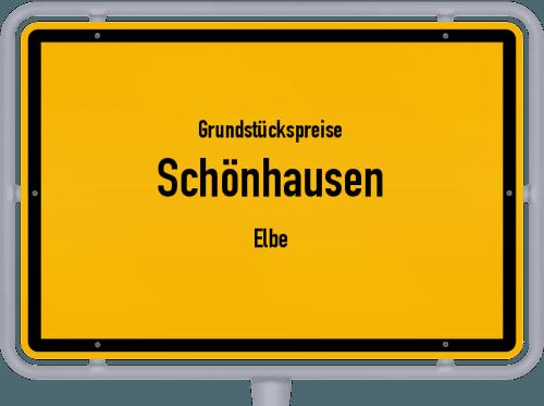 Grundstückspreise Schönhausen (Elbe) 2021