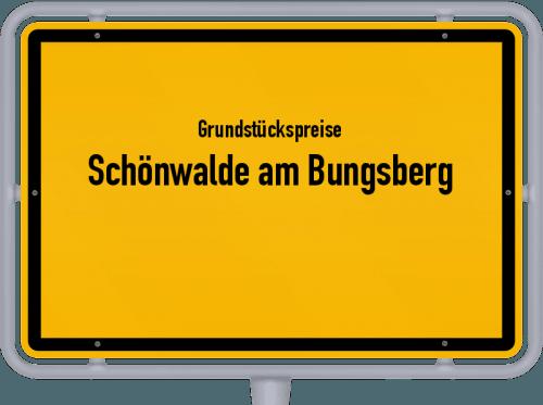 Grundstückspreise Schönwalde am Bungsberg 2021