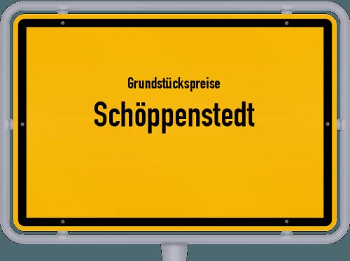 Grundstückspreise Schöppenstedt 2021