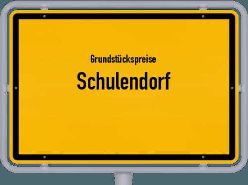 Grundstückspreise Schulendorf 2021