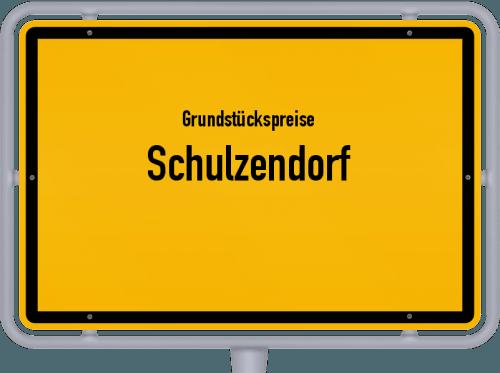 Grundstückspreise Schulzendorf 2021