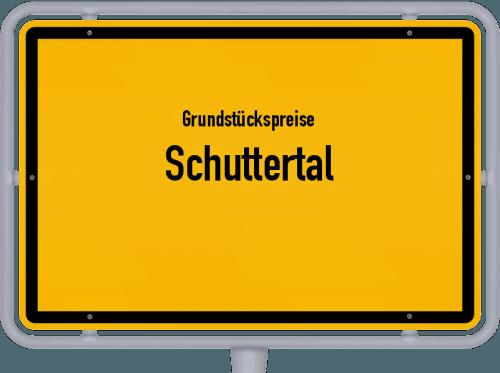 Grundstückspreise Schuttertal 2018