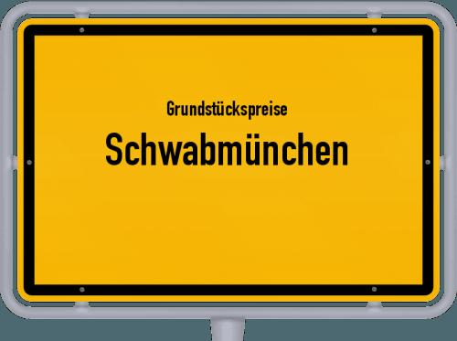 Grundstückspreise Schwabmünchen 2019