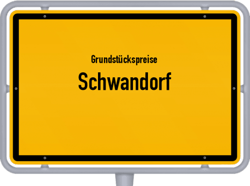 Grundstückspreise Schwandorf 2019