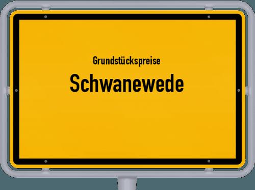 Grundstückspreise Schwanewede 2021