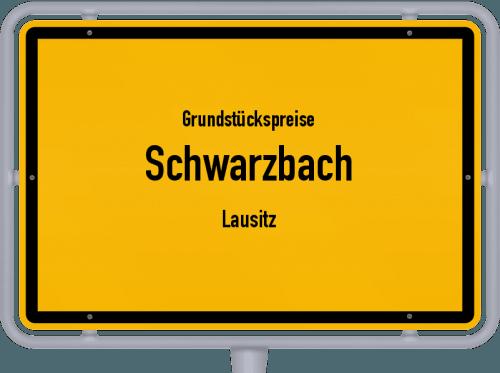 Grundstückspreise Schwarzbach (Lausitz) 2021