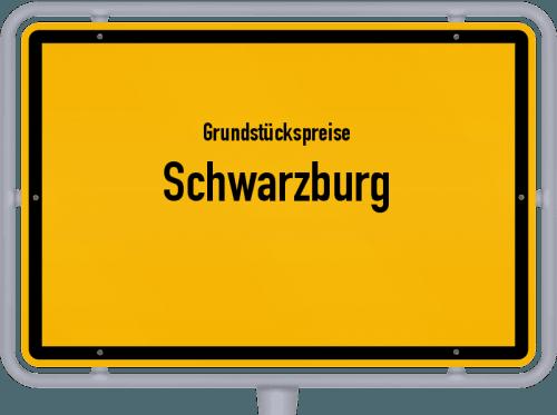 Grundstückspreise Schwarzburg 2019