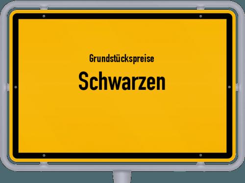 Grundstückspreise Schwarzen 2019