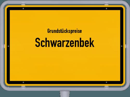 Grundstückspreise Schwarzenbek 2021
