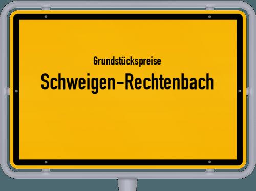 Grundstückspreise Schweigen-Rechtenbach 2019