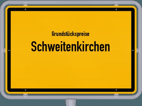 Grundstückspreise Schweitenkirchen 2021