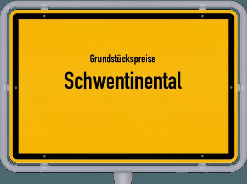 Grundstückspreise Schwentinental 2020
