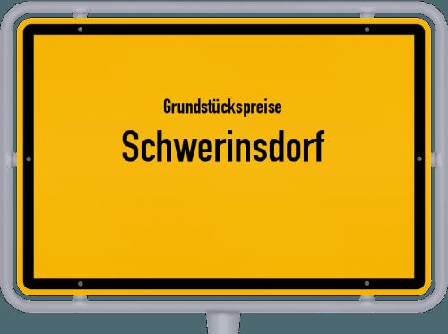 Grundstückspreise Schwerinsdorf 2019