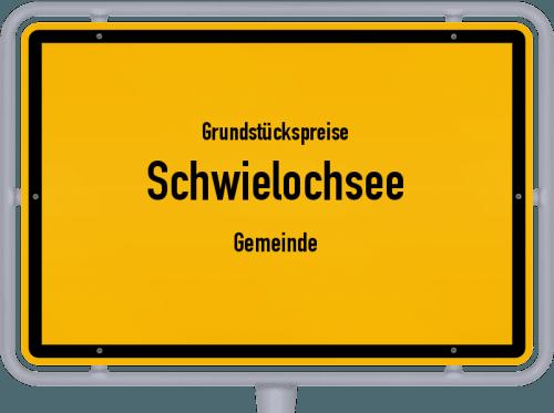 Grundstückspreise Schwielochsee (Gemeinde) 2021