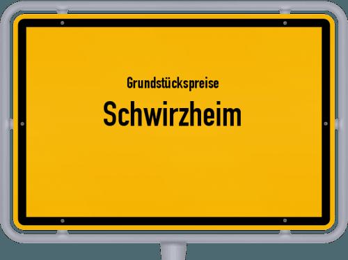 Grundstückspreise Schwirzheim 2019