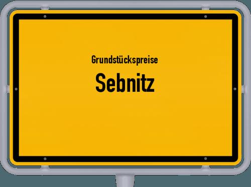 Grundstückspreise Sebnitz 2019