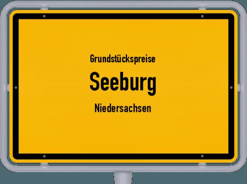 Grundstückspreise Seeburg (Niedersachsen) 2021
