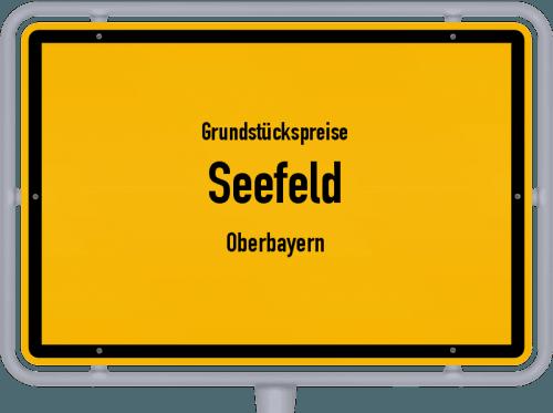 Grundstückspreise Seefeld (Oberbayern) 2019