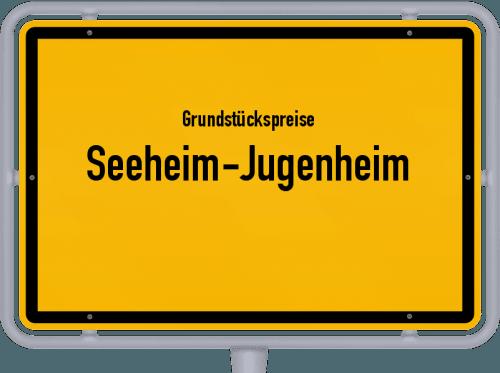Grundstückspreise Seeheim-Jugenheim 2018