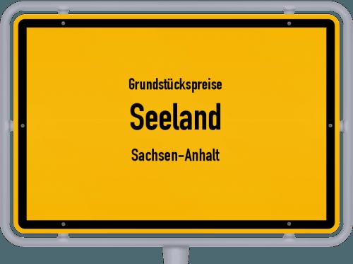 Grundstückspreise Seeland (Sachsen-Anhalt) 2021