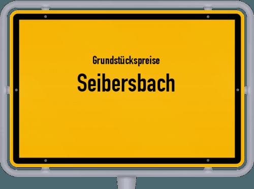 Grundstückspreise Seibersbach 2019