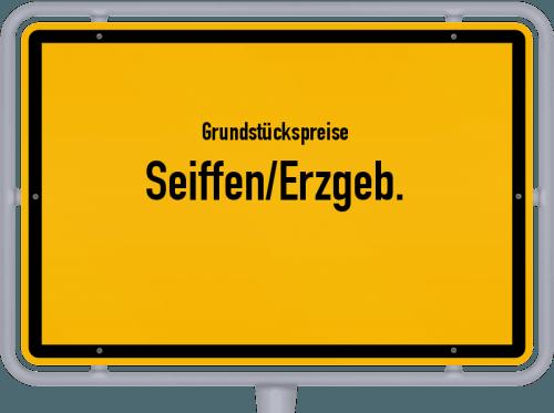 Grundstückspreise Seiffen/Erzgeb. 2019