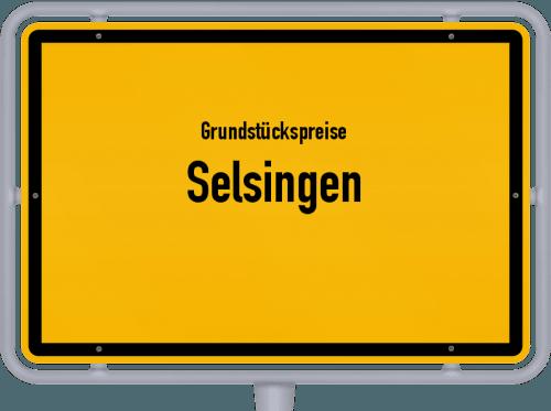 Grundstückspreise Selsingen 2021