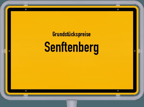 Grundstückspreise Senftenberg 2021