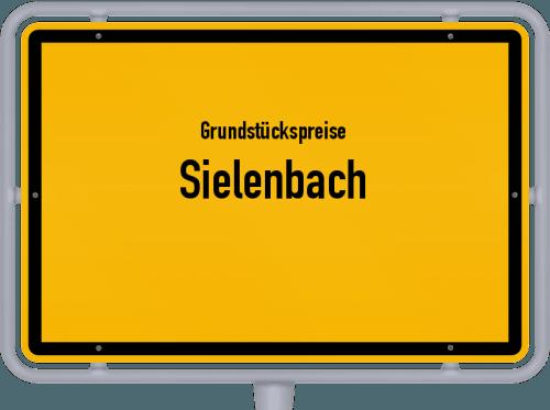 Grundstückspreise Sielenbach 2019