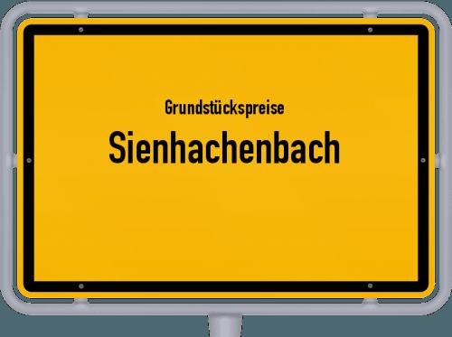 Grundstückspreise Sienhachenbach 2019