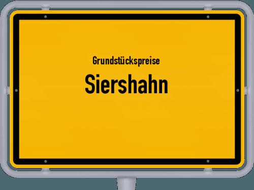 Grundstückspreise Siershahn 2019