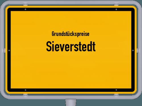 Grundstückspreise Sieverstedt 2021