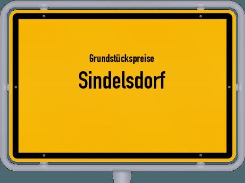Grundstückspreise Sindelsdorf 2019