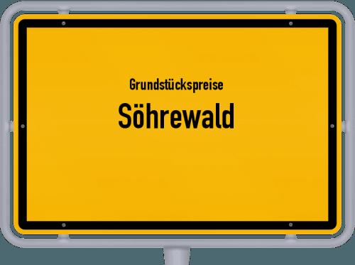 Grundstückspreise Söhrewald 2018