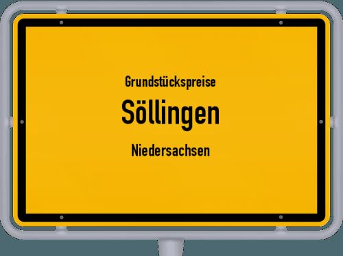 Grundstückspreise Söllingen (Niedersachsen) 2021