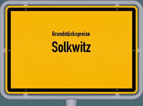 Grundstückspreise Solkwitz 2019