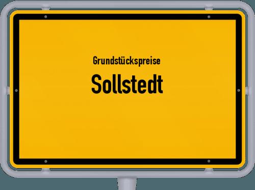 Grundstückspreise Sollstedt 2019