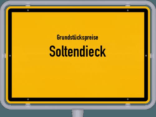 Grundstückspreise Soltendieck 2019