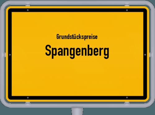 Grundstückspreise Spangenberg 2018