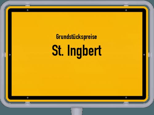 Grundstückspreise St. Ingbert 2020