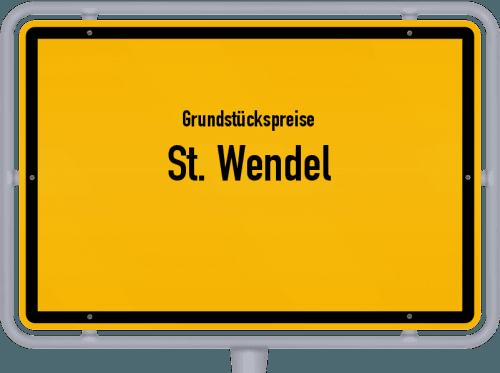 Grundstückspreise St. Wendel 2020