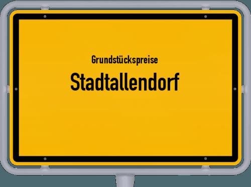Grundstückspreise Stadtallendorf 2019