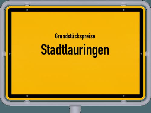 Grundstückspreise Stadtlauringen 2019