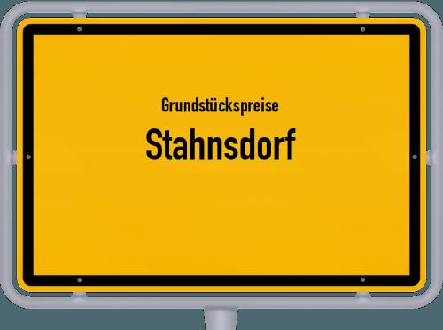 Grundstückspreise Stahnsdorf 2021