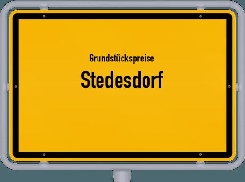 Grundstückspreise Stedesdorf 2021