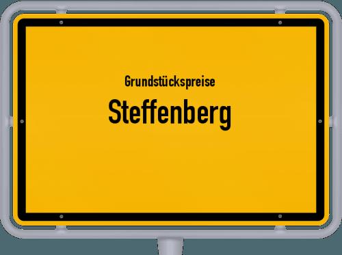 Grundstückspreise Steffenberg 2020