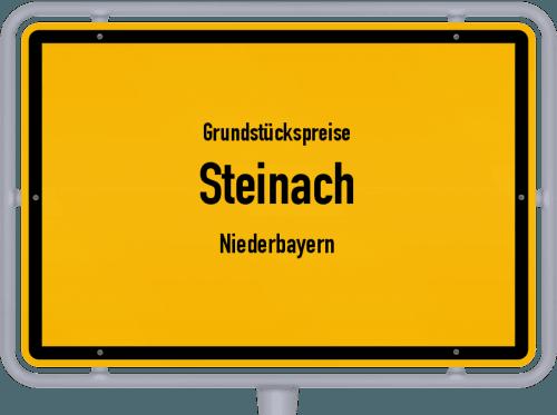 Grundstückspreise Steinach (Niederbayern) 2021