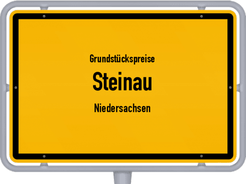 Grundstückspreise Steinau (Niedersachsen) 2021