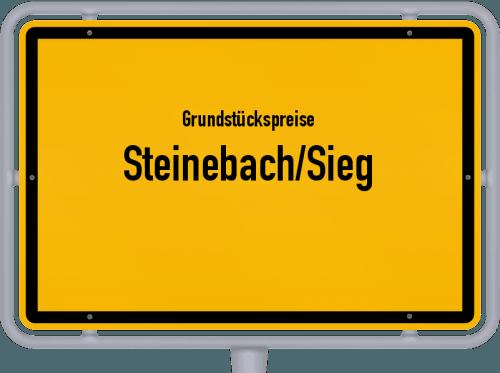 Grundstückspreise Steinebach/Sieg 2019