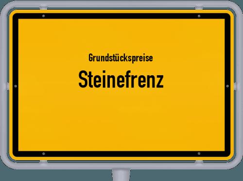 Grundstückspreise Steinefrenz 2019